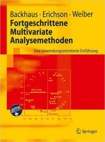 Fortgeschrittene Multivariate Analysemethoden