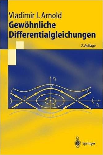 Gewöhnliche Differentialgleichungen (Springer-Lehrbuch)