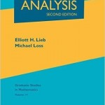 Analysis. (Graduate studies in mathematics, vol.14)
